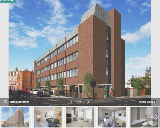 Office Conversion to 20 Residential Flats :