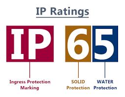 IP rating 3