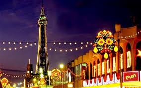 Blackpool Illuminations LED Lights 2