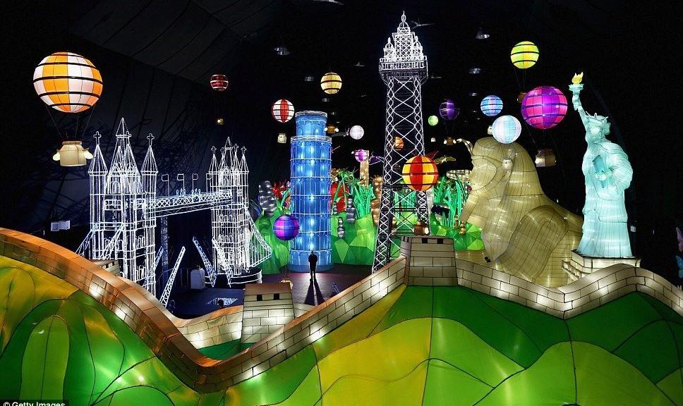 Blackpool Illuminations LED Lights 4